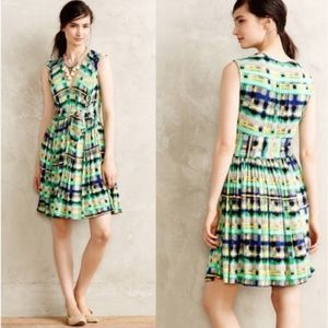 Anthropologie Tracy Reese Aven Jersey Dress